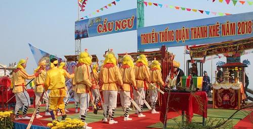 Lễ hội Cầu Ngư Đà Nẵng, nét đẹp văn hóa của cư dân vùng biển