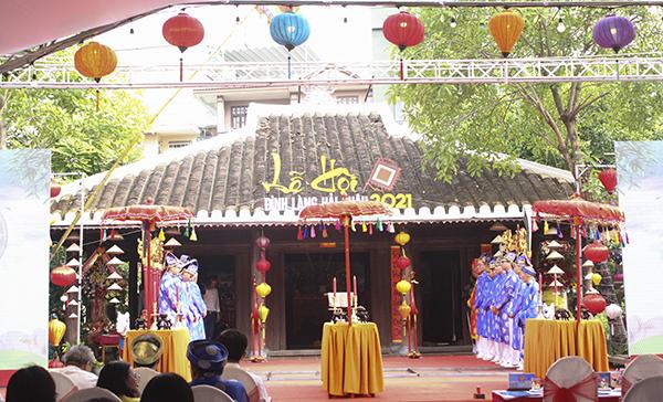 Đặc sắc Lễ hội Đình làng Hải Châu - 1