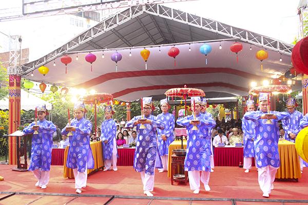Đặc sắc Lễ hội Đình làng Hải Châu - 4