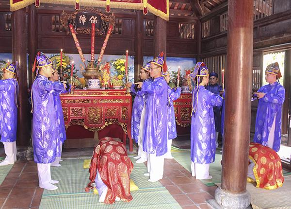 Đặc sắc Lễ hội Đình làng Hải Châu - 5